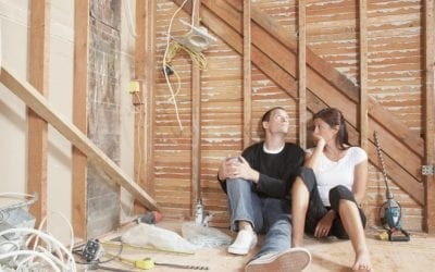 1 out of 5 Aussie renovators have no contingency plan