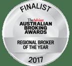 15_ABA_2017_Seal_Finalist_Regional Broker of the Year